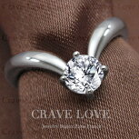 ソリティア(一粒石)曲線ステンレスリング/指輪/女性レディースリング大きいサイズもあります。トラベルジュエリー・結婚式・誕生日プレゼントにも・・