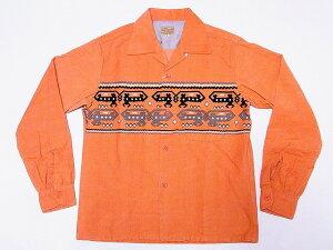 STYLE EYES[スタイルアイズ] オープンシャツ DEVIL DOG SE27723 長袖 CORDUROY SPORTS SHIRT (ピンク) 送料無料 代引き手数料無料 【RCP】
