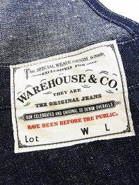 WAREHOUSE[ウエアハウス]オーバーオール1093