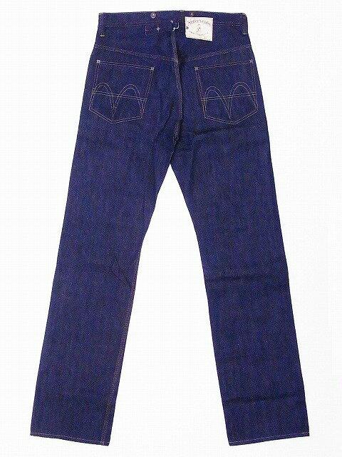 メンズファッション, ズボン・パンツ HELLERS CAFE HC-1924Z 1920s Zipperfly Jeans (NON-WASH) RCP