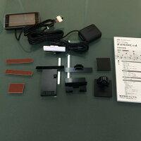 ユピテルスーパーキャットZ260Csdレーダー探知機指定店専用モデルフロントガラス取り付けOK