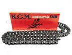 【日本製】KCM428-118Lドライブチェーン428サイズクリップジョイントCD125T-II/CR125F/CRF100F/RD125/RM85/YBR125宅コン