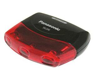 Panasonic SKL-090 (サイクル用乾電池式LEDテールライト) パナソニック サイクルテック SKL09...
