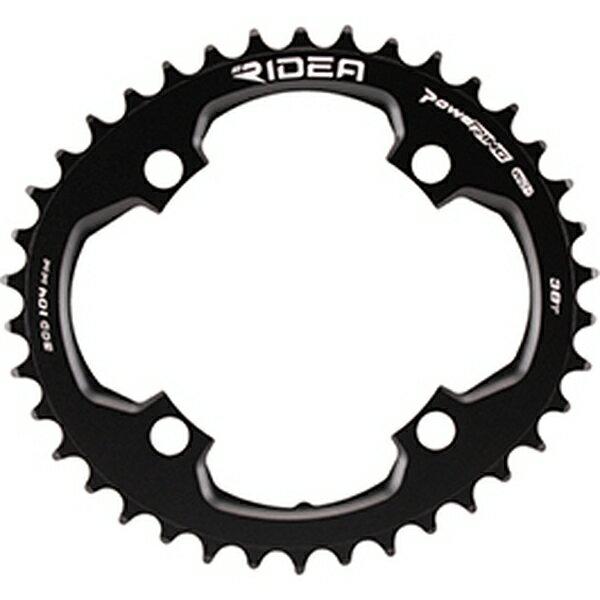 (RIDEA/リデア)(自転車用チェーンリング)MTB POWER RING 104 4アーム