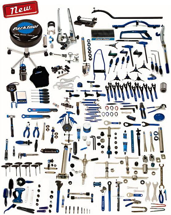 Park Tool MK-218 マスターメカニックツールキット ( 工具セット ) ParkTool パークツール HOZAN ホーザン