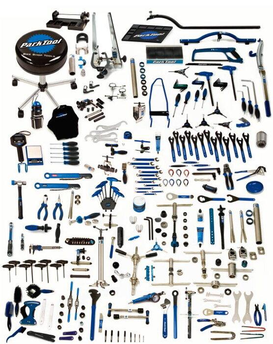 Park Tool MK-222 マスターツールキット ( 工具セット ) ParkTool パークツール HOZAN ホーザン