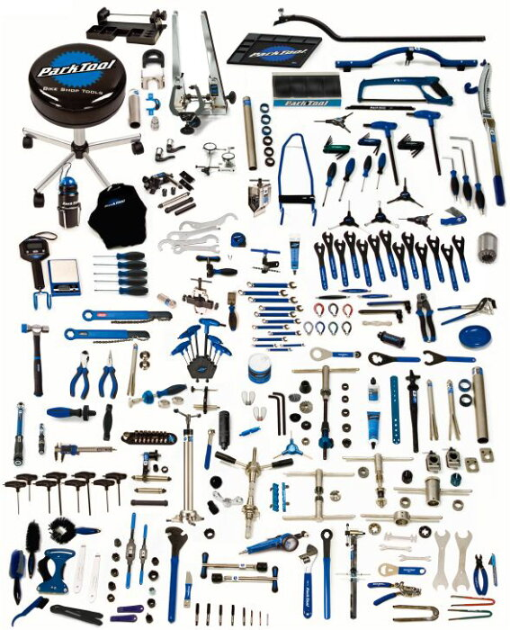 Park Tool MK-234 マスターツールキット ( ハンドツール ) ParkTool MK234 パークツール HOZAN ホーザン