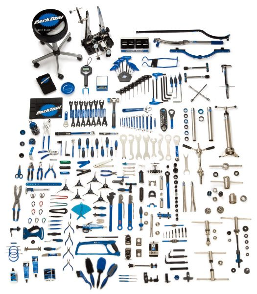 Park Tool MK-246 マスターツールキット ( 工具セット ) ParkTool MK246 パークツール HOZAN ホーザン