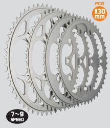 自転車用パーツ, その他 TIOGA Chainring 48T 5PCD130mm 79SPEED CKR05500