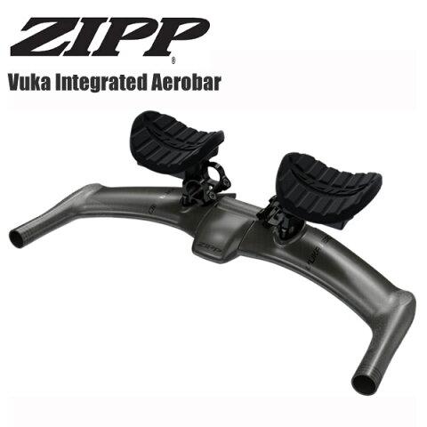 ZIPP ジップ エアロバー Vuka Integrated Aerobar 400mm(c-c) Matte Black