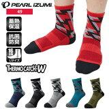 【送料無料】 PEARL IZUMI パールイズミ ソックス ウィンターソックス 49 靴下 サイクルウェア サイクルソックス