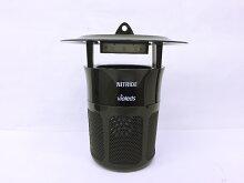 ナイトライド・セミコンダクター蚊取り器モスピュアIS1ブラック
