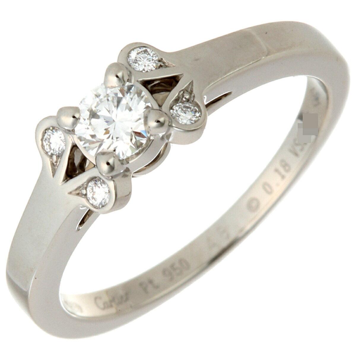 purchase cheap 8dd13 5a66c 銀座店] CARTIER カルティエ バレリーナ 0.18ct ダイヤモンド ...