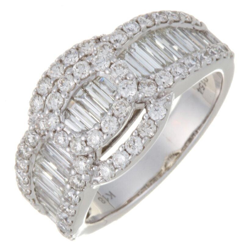 レディースジュエリー・アクセサリー, 指輪・リング  1.54ct K18 9 DH61382