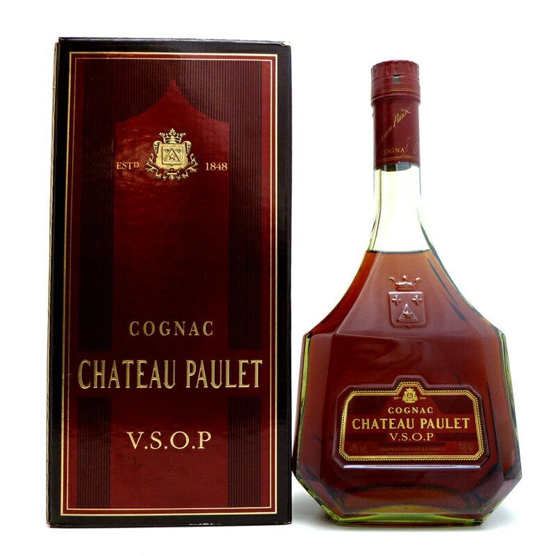 ブランデー, コニャック  CHATEAU PAULET VSOP 700ml SH0563