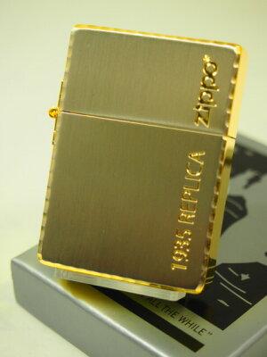 1935レプリカ【シンプルロゴ】シルバー&ゴールド