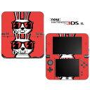 【お取寄せ】 ニンテンドー new3DSLL スキンシール DecalSkin [MR4/Chasing Rabbits] new3DS LL デコ シール デコシート スキン シート カバーシール new 3DSLL 送料無料 new 3DS LL