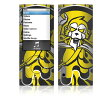 【iPod nano】スキンシール 第5世代(アイポッド ナノ【お取寄せ】AT11 Monkey Banana [ipodnano アイポッドナノ] かわいい/カバー/ケース/人気/おしゃれ/デコ/ステッカー/保護/シール/シート デジタルオーディオプレーヤー アップル アクセサリー