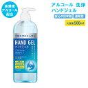 ハンドジェル 除菌 日本製 500ml 日本製 アルコール 洗浄 除菌ジェル 手指 消毒 除菌 消毒ジェル 抗菌 ウイルス除菌 ウイルス殺菌 ウイルス対策・・・