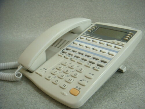 NTT αRX2用 MBS-12LSTEL-(1) 12ボタンスター用標準電話機【ビジネスホン 業務用 電話機 ...