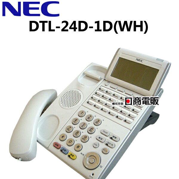 オフィス機器, ビジネスフォン DTL-24D-1D(WH)TELNEC AspireX24