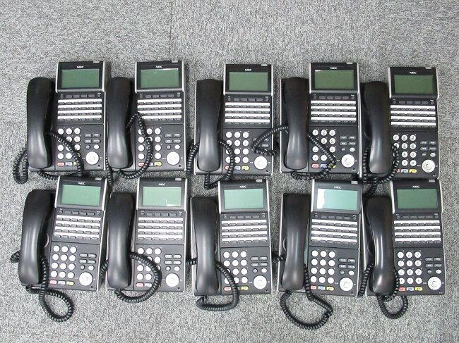 オフィス機器, ビジネスフォン 10DTL-24D-1D(BK)TELNEC AspireX DT300 24