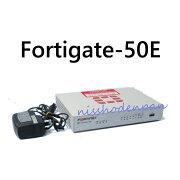 【中古】【ライセンス期限2021年10月〜12月】Fortigate-50EFortinetUTM(統合脅威管理装置)【ビジネスホン業務用電話機本体】