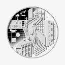 バウハウス100周年 記念硬貨 プルーフライク