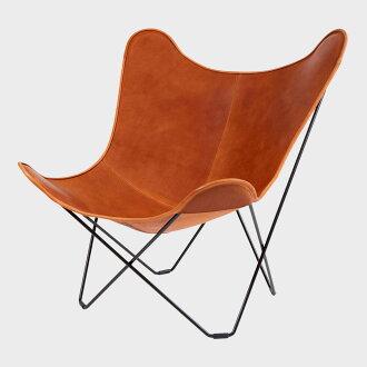 北歐瑞典 BKF 椅子 BKF 椅子 / 棕色皮革