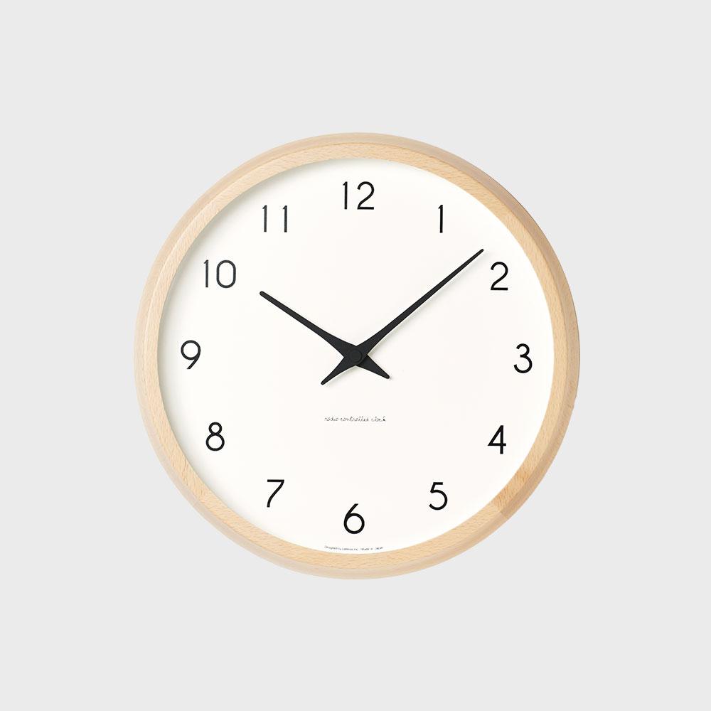 【クーポン有】Lemnos/電波時計/Campagne カンパーニュ[全2種] [Lemnosの電波時計 Campagne/カンパーニュ]PC10-24W