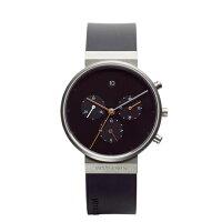 ヤコブイェンセン|腕時計/クロノグラフ600MatBlackDial