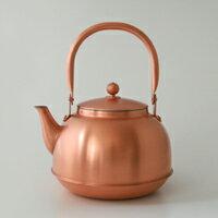 東屋/銅之薬缶(どうのやかん)/ケトル [ドリップにもおすすめ 日本製 銅のやかん/ドリップ可…