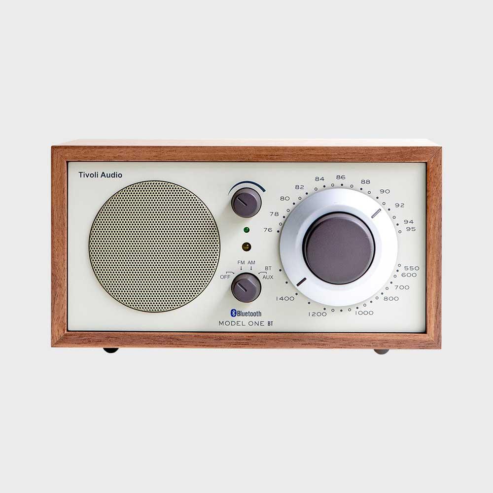 Tivoli Audio チボリオーディオ / Model One BT Generation2 高音質ラジオ+bluetoothスピーカー [ iphone(Airplay)対応のレトロデザイン・ブルートゥーススピーカー ]
