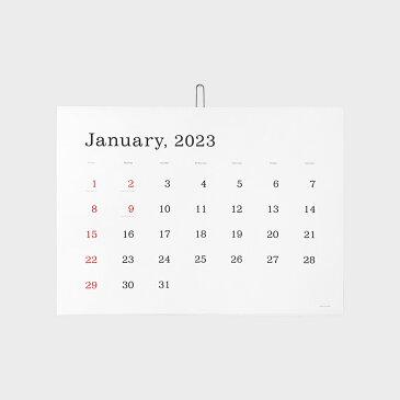 【100円offクーポン】Ando Gallery 葛西薫 壁掛け カレンダー 2020 【罫なし】
