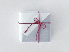ラッピング 有料ラッピング 蝋引き紙ホワイト