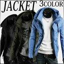 ミリタリージャケット ライダースジャケット メンズ ジャケット アウター メンズファッション ...