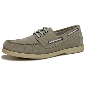 甲板鞋男裝真皮皮革休閒 Dd 饋贈的禮品簡單包裝-友好
