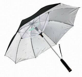 晴雨兼用傘レディース日傘雨傘長傘涼風扇風機付きUVカット99%手開き傘ファッション雑貨傘女性用コーデ