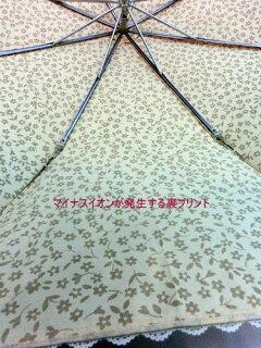 晴雨兼用傘レディース日傘雨傘折畳傘婦人UVケア東レクールマイナスイオン耳レース日本製国産品軽量雨傘折畳傘傘女性用
