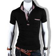ポロシャツ Tシャツ カットソー トップス カジュアル