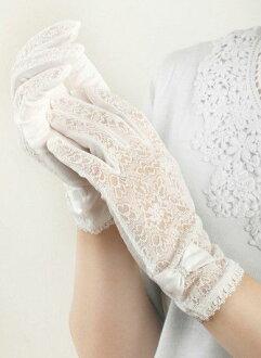 手套女士手包 100%真絲絲帶花邊手套手套時尚小工具手套手套手包女式手套手套和連指手套溫暖手套手套