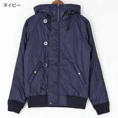 ジャンパー・ブルゾン メンズ アウター ナイロン ダウンタッチ N2-Bジャケット メンズファッシ...