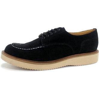 莫卡辛男裝男裝 DEDESKEN dedesken 皮革麂皮莫卡辛鞋 10550