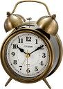期間限定 目覚まし時計 メンズ レディース 時計 シチズン目覚まし時計 ツインベル RA06 8RAA06-063 シチズン ※fu