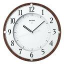 期間限定 掛け時計 メンズ レディース 時計 セイコー電波掛時計 KX373B セイコー ※fu