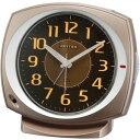 期間限定 目覚まし時計 メンズ レディース 時計 リズム コールマン657 8RE657SR18 ※fu