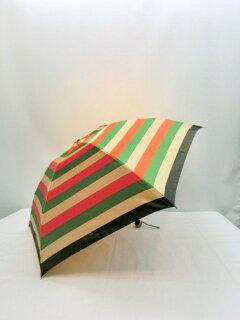 折り畳み傘レディース傘雨傘折畳傘婦人甲州産先染朱子格子日本製国産品丸ミニ折畳傘ファッション雑貨小物折りたたみ傘女性用