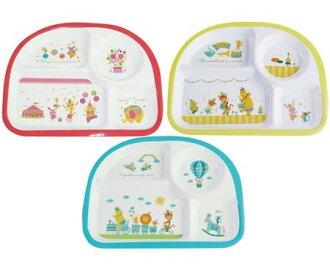 供午餐銘牌餐具、烹調器具raiburimeitosekushompureto小孩使用的三聚氰胺餐具食育廚房用品餐具烹調器具西式餐具