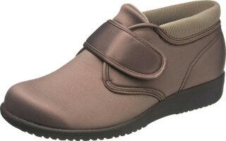 コンフォートシューズレディースレディース靴[日本製]快歩主義KHSL113K靴