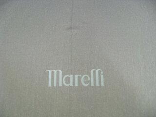 傘メンズメンズ傘Marelli無地ワンポイント70cmジャンプ傘グラスファイバー骨大きい傘ファッション雑貨雨具雨男性用